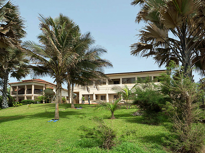 Boutique hotel Gambia