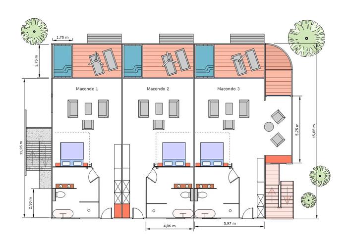 macondo floor plan